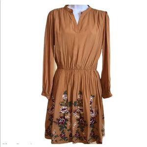 Embellished Andree by unit Floral Dress S